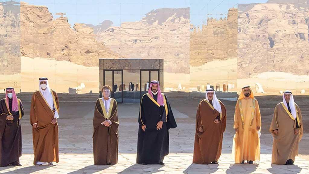 رفع الحصار المفروض عن قَطر والبحث عن الوحدة الخليجية!