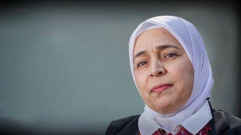 آمنة خولاني: ثورة المرأة السورية ثورتان... ضد الاستبداد السياسي والاستبداد الاجتماعي