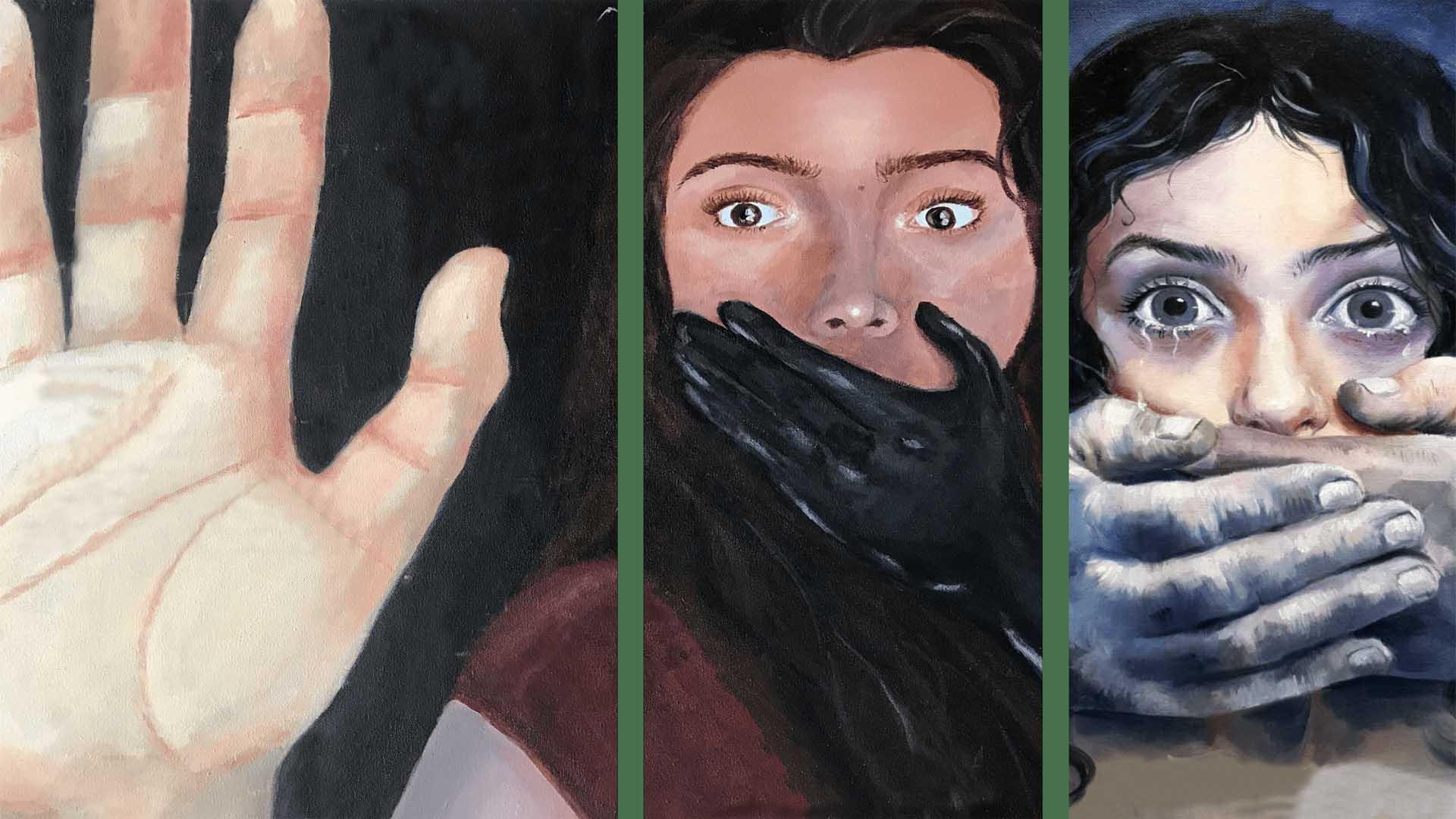 العنف الجنسي في الأزمة السورية وآثاره