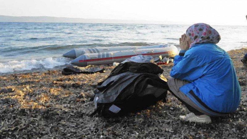 الأشباح التي تطاردني: الأطفال الميّتون على الشواطئ