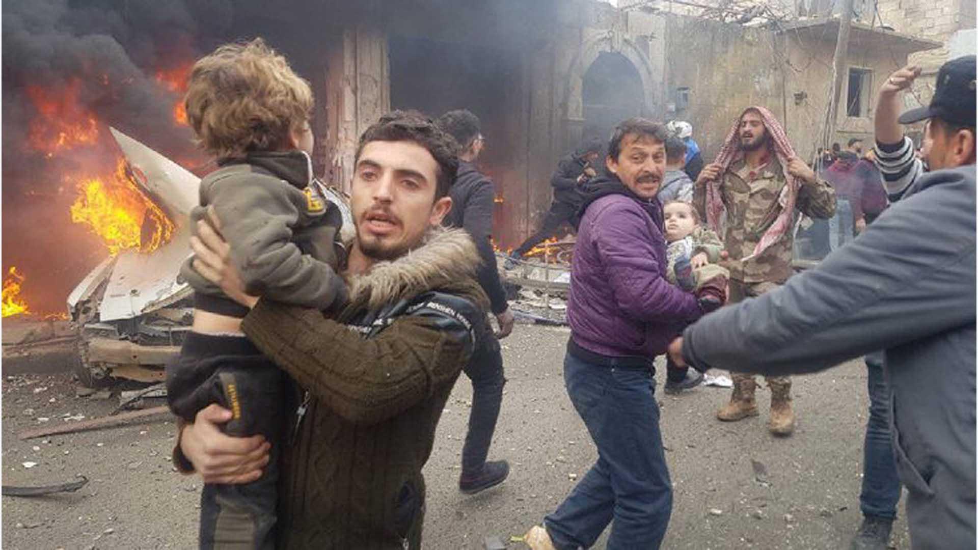 تحليل تزايد هجمات (ب ي د) على المناطق الآمنة في سورية