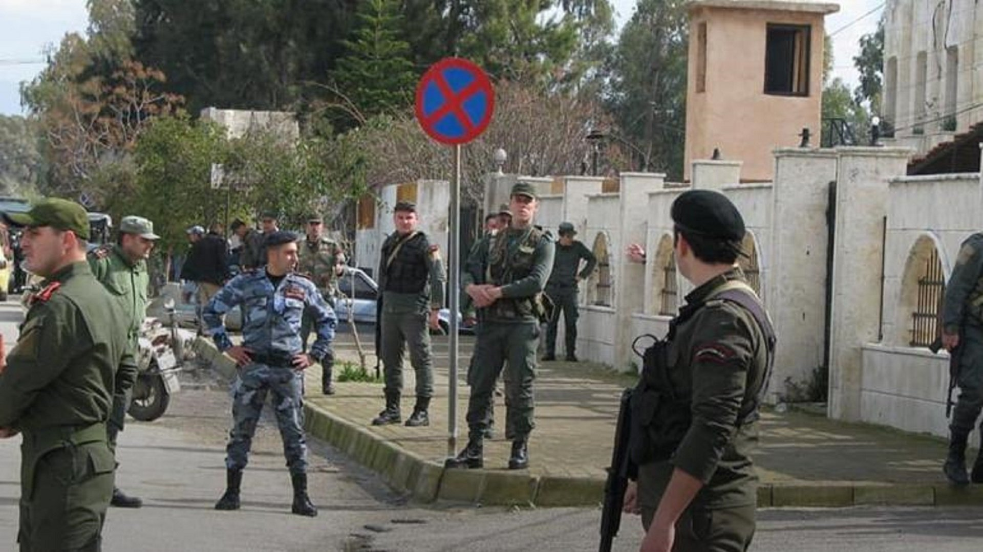 """حول منع النظام عقد مؤتمر """"جود"""" في دمشق"""