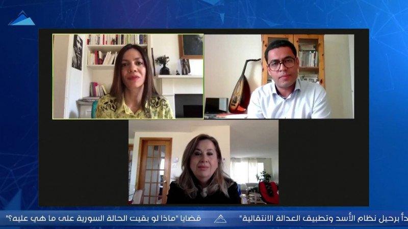 """""""الربيع العربي والوحدة العربية"""" في ندوة لحرمون"""