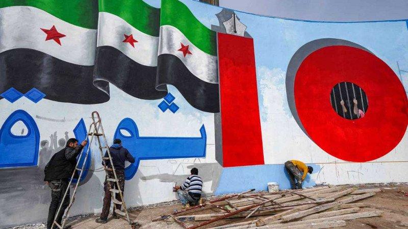 الثورة السورية والغانديون الجدد
