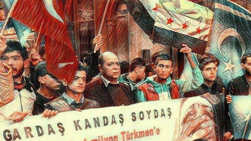 الاثنية والهوية: سياسة تركيا تجاه تركمان سورية