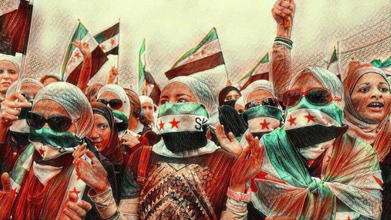 حقوق المرأة في سورية بين الواقع والمأمول