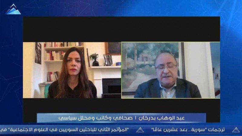 """""""تصحيح المسار… والأمل السوري"""" في ندوة لحرمون"""
