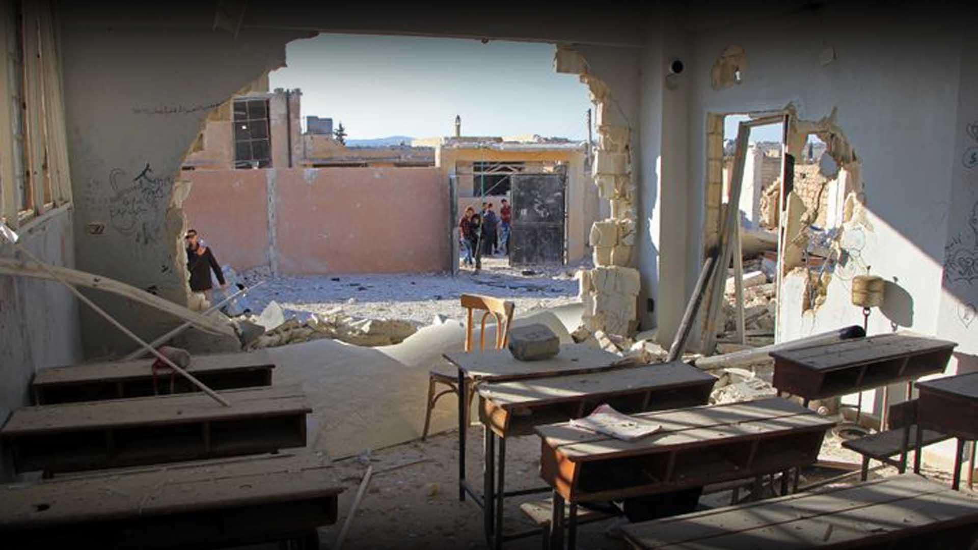 سورية: لماذا ضُحّي بجيل من الأطفال؟