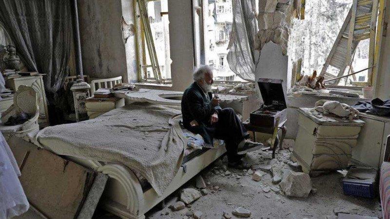 من غرنيكا إلى حمص ومن إسبانيا إلى سورية