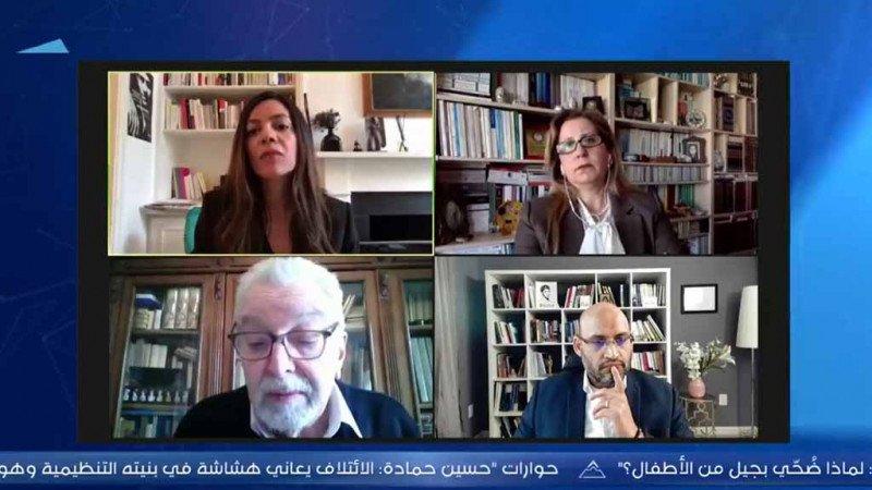 """""""الربيع العربي ومطلب الديمقراطية"""" في ندوة لحرمون"""