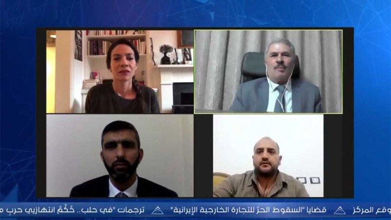 """""""الاستعصاء الإيراني في سورية"""" في ندوة لحرمون"""
