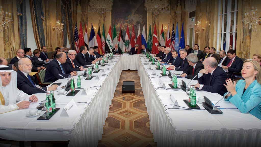 مسارات التفاوض السياسية