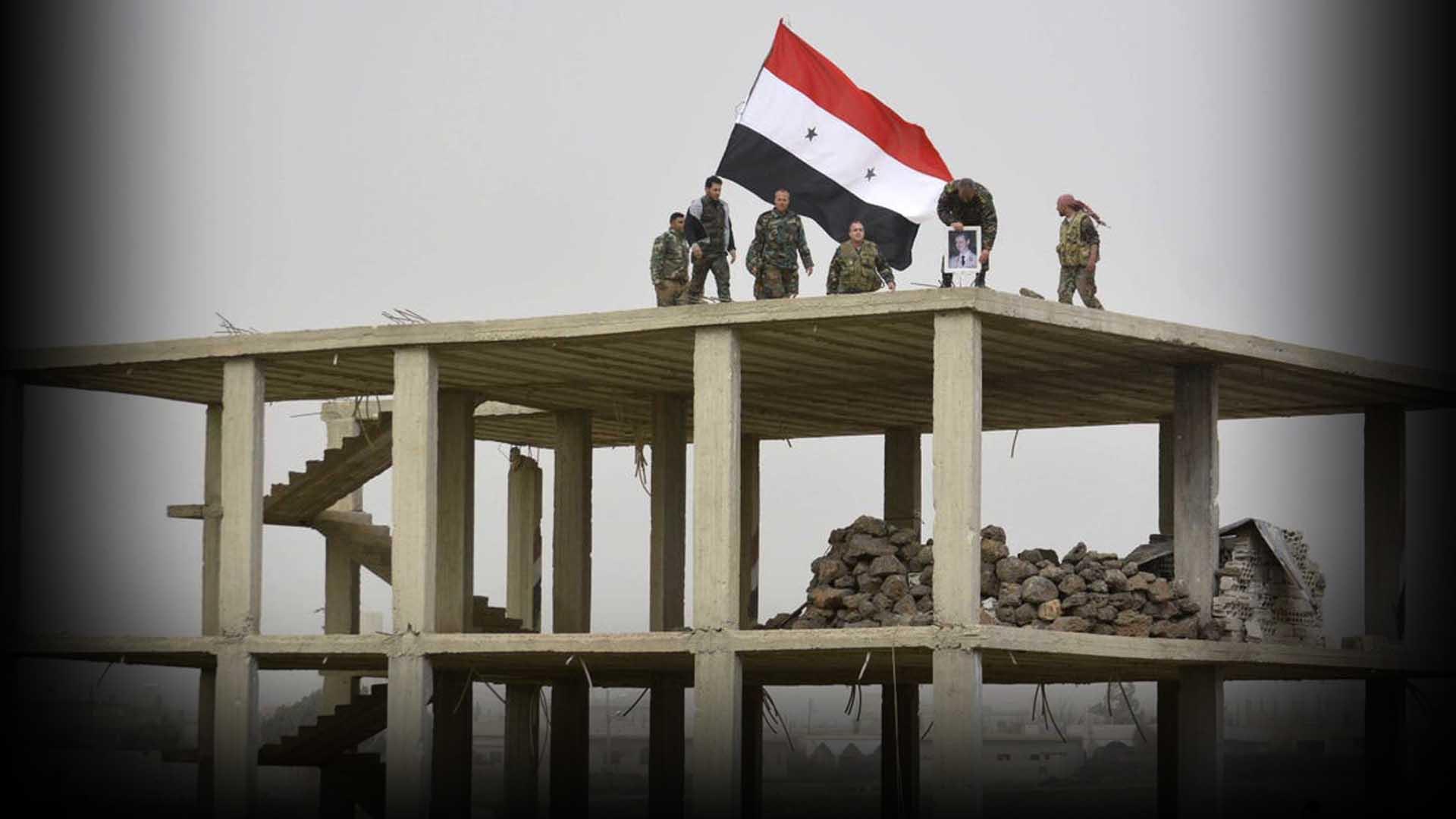 الأسد بين السقوط والبقاء