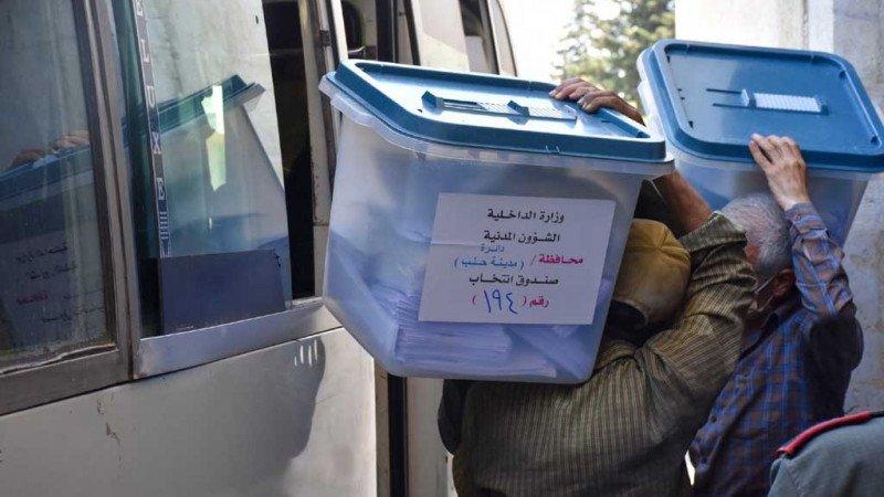 الانتخابات السورية وتكريس الحكم الفاشل