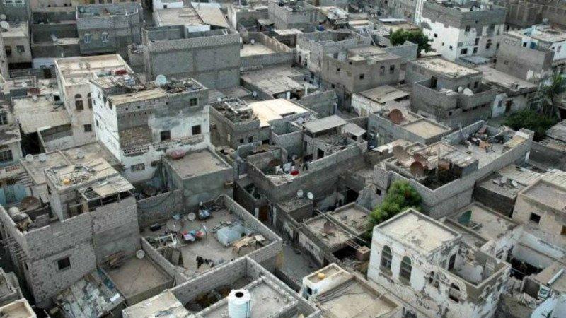مناطق السكن العشوائي في سورية
