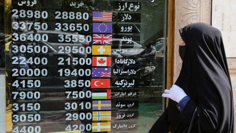 السقوط الحرّ للتجارة الخارجية الإيرانية