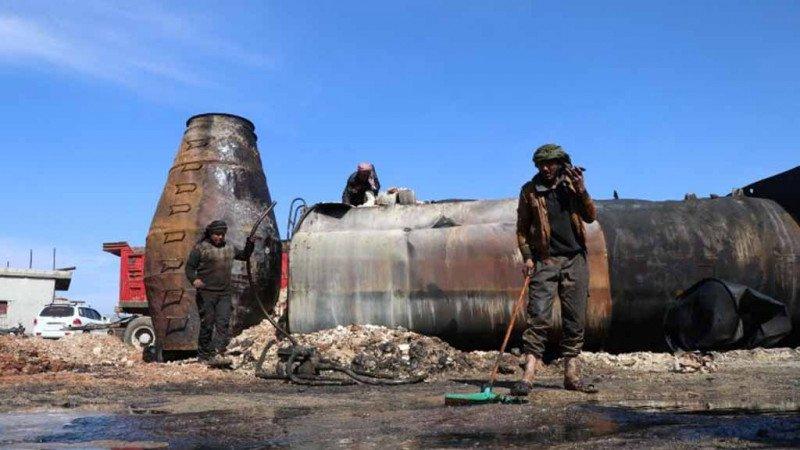 خلفيات الهجوم بالصواريخ الباليستية على منطقة درع الفرات وإدلب