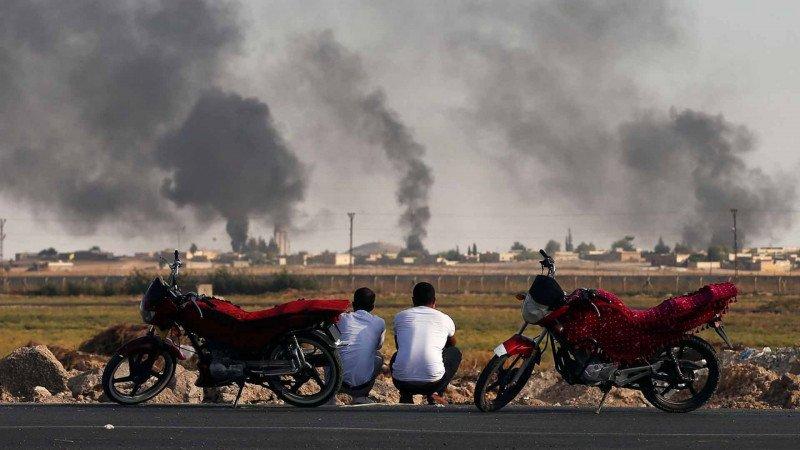 السوريون في تركيا.. والمنطقة الآمنة وراء الحدود