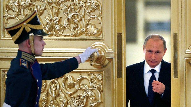 مناورة بوتين في البحر المتوسط… نهاية غير واضحة