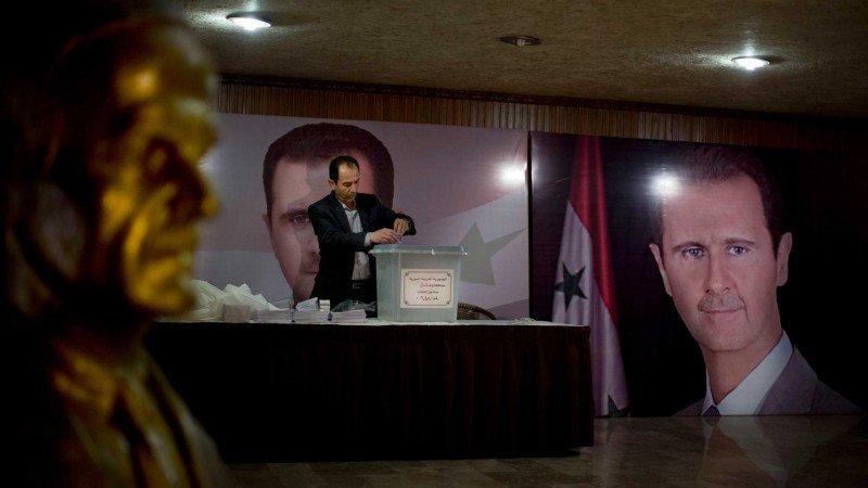 الانتخابات السورية 2021 في ظلّ بيئة قانونية وسياسية غير مواتية
