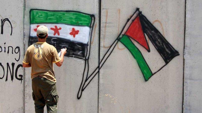 سورية وانتفاضة كل فلسطين