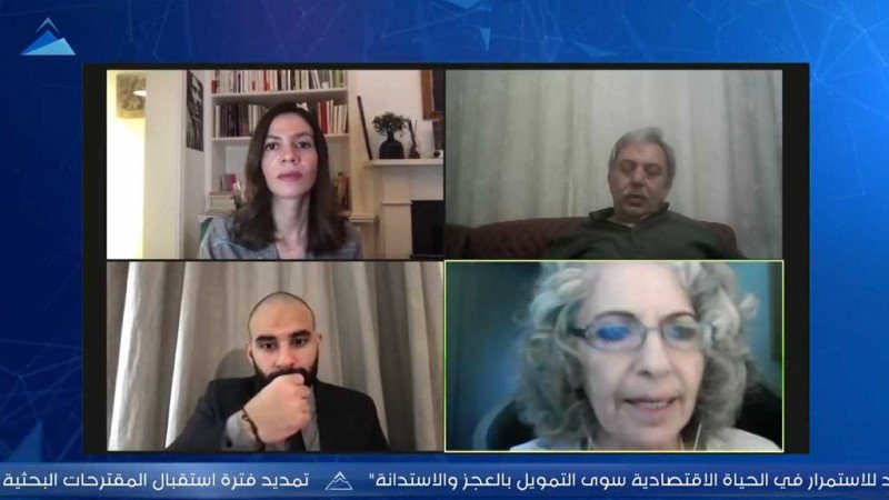"""""""مآلات الربيع العربي والثورات المضادّة"""" في ندوة لحرمون"""