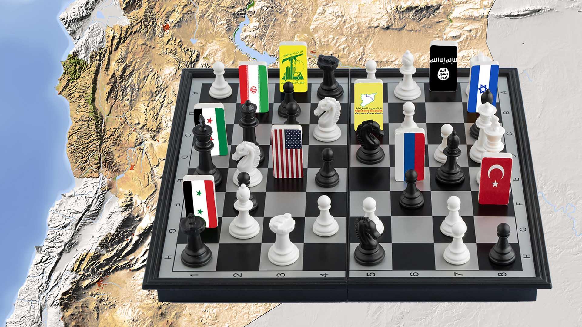 سورية وسلطات الأمر الواقع