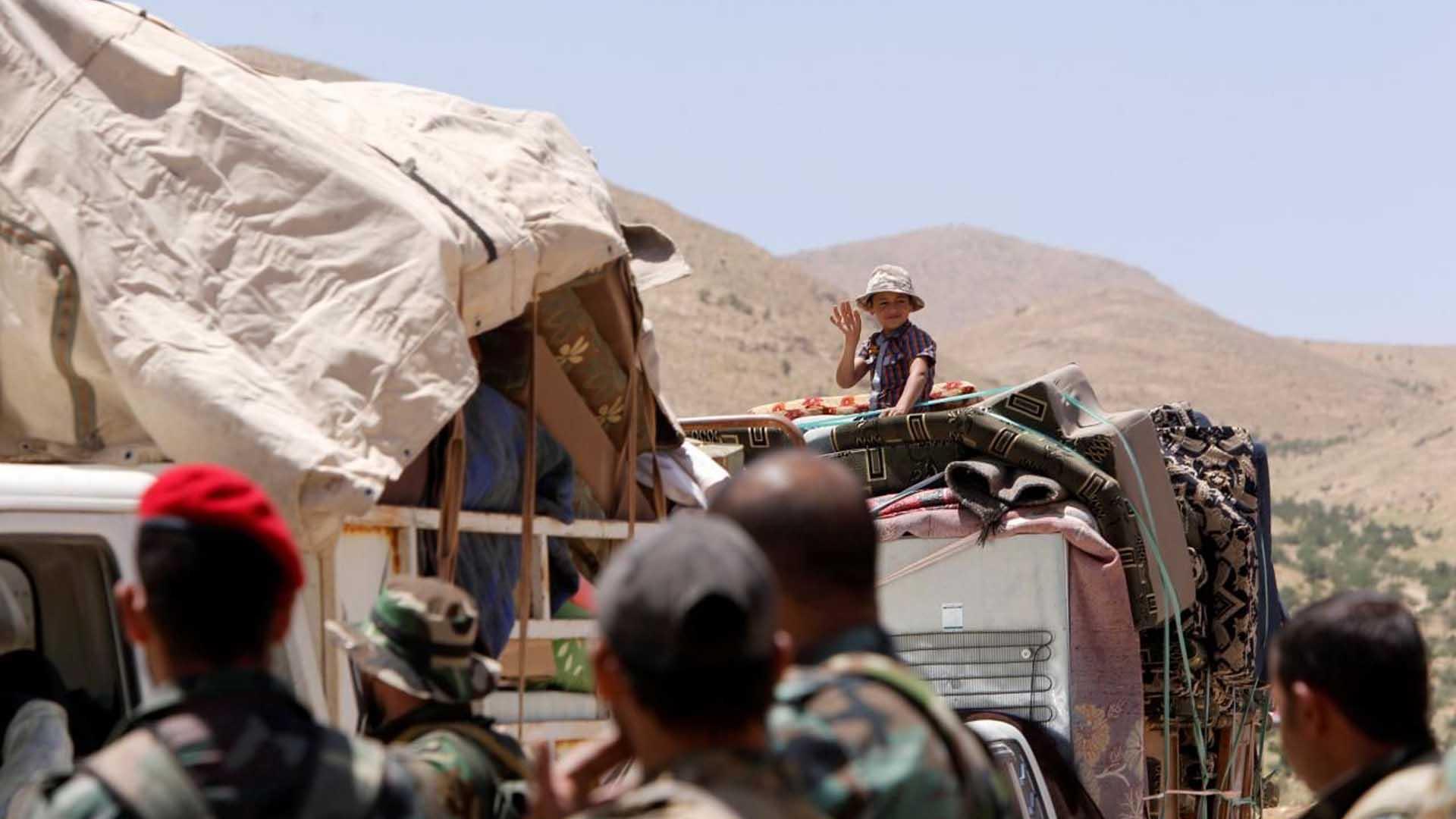المحددات الأمنية والعسكرية لعودة اللاجئين والنازحين