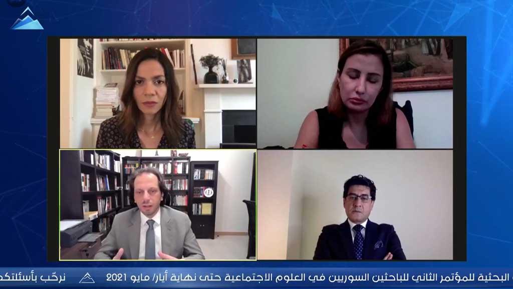 """""""لماذا انتخابات الرئاسة في سورية غير شرعية؟"""" في ندوة لحرمون"""