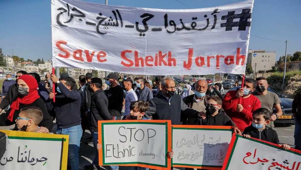 هبّة الشيخ جراح: إعادة تأكيد حقائق الصراع مع إسرائيل