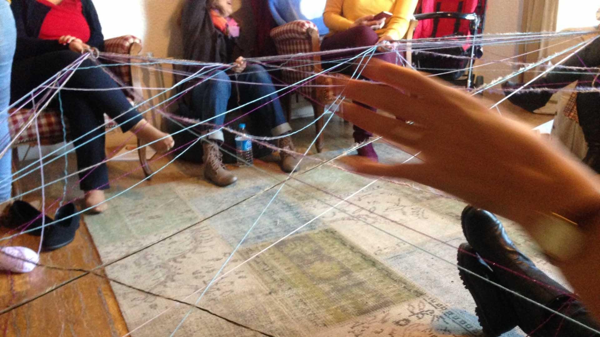 إعادة بناء المجتمع المدني السوري بعد التغيير