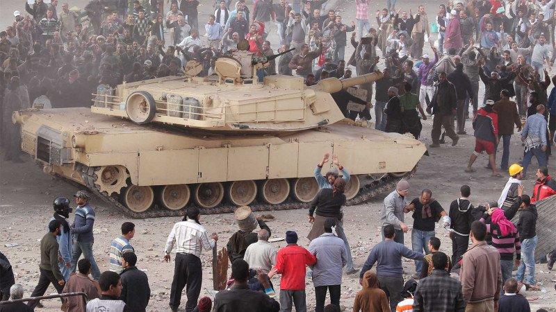 العلاقات المدنية العسكرية في الشرق الأوسط