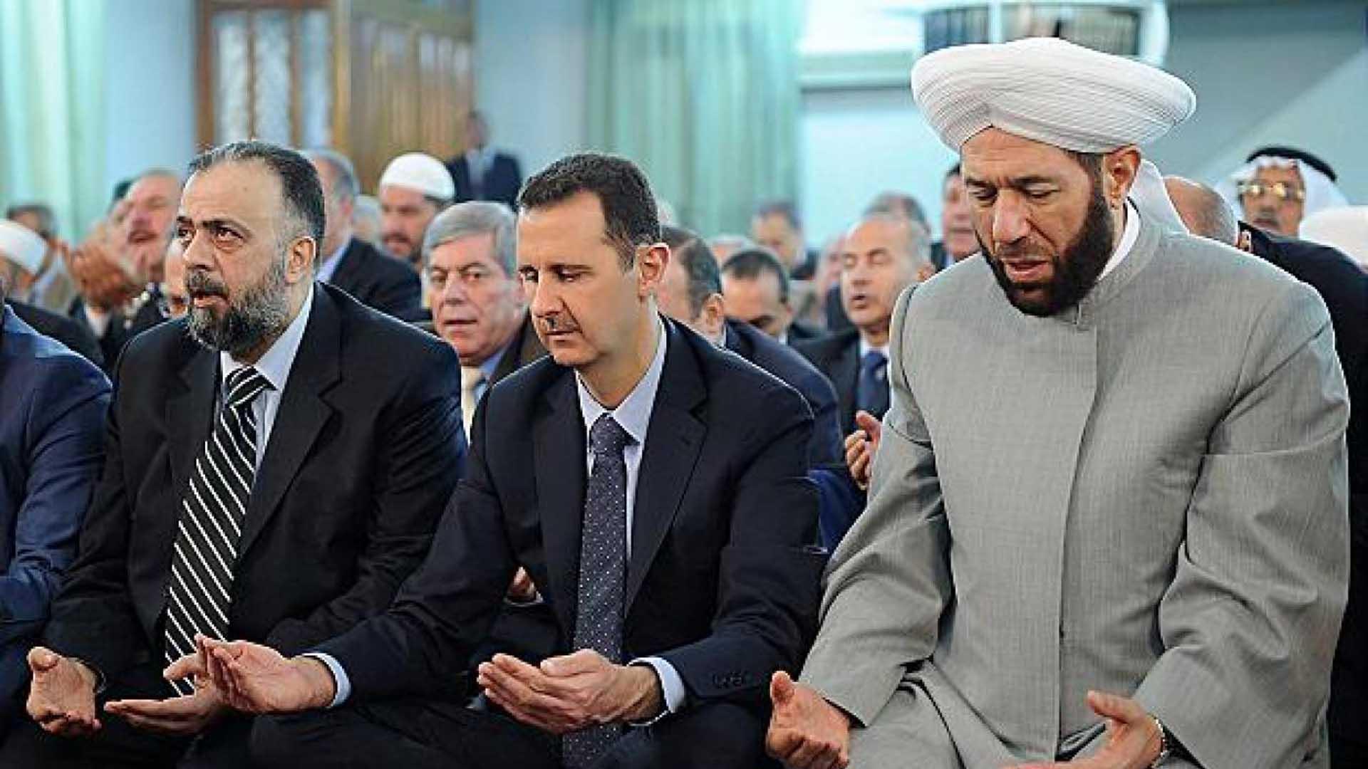 الفاشية الدينية والاستبداد الأسدي