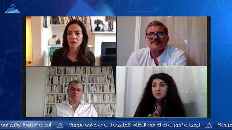 """""""المحددات السياسية لعودة اللاجئين إلى سورية"""" في ندوة لحرمون"""