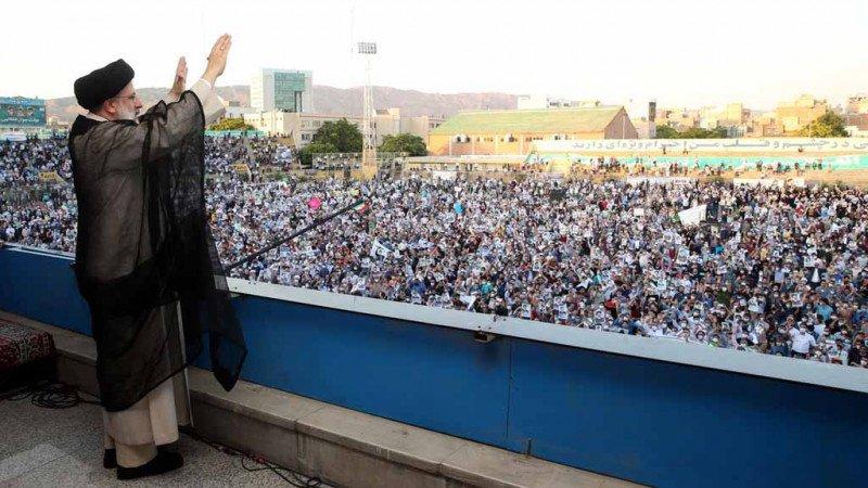 تداعيات وصول إبراهيم رئيسي إلى الرئاسة الإيرانية