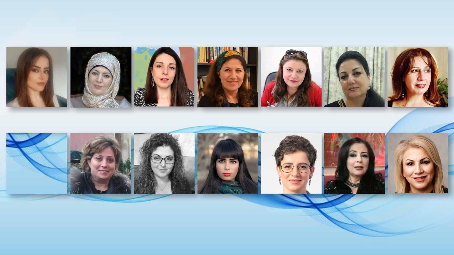 ملف  المبدعات السوريّات والكتابة في مواجهة العنف