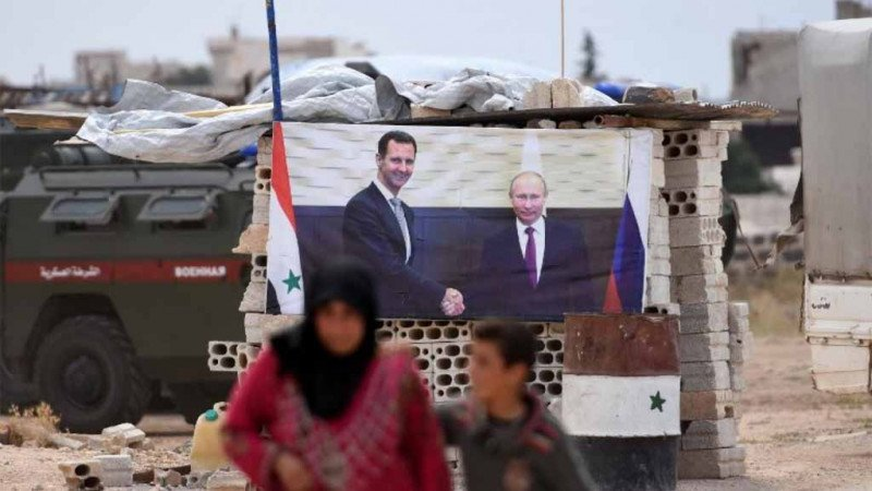 الروس أبقوا على نظام بشار ويسوّقونه اليوم
