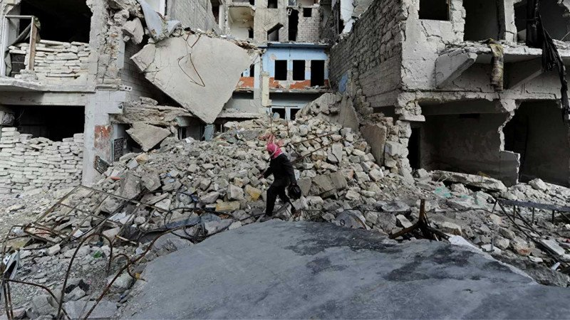 Reconstruction of Syria and the Political Solution