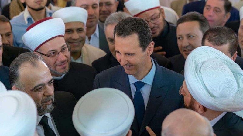 المشيخة السورية: خلاف في السياسات واتفاق في الاستراتيجيات