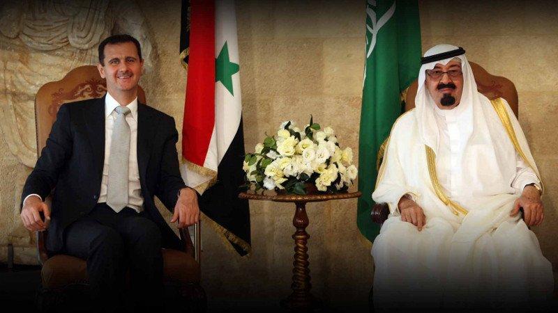 الأسد صديق للعالم العربي من جديد