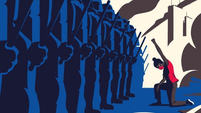 عن العنف وصعوبة السياسة
