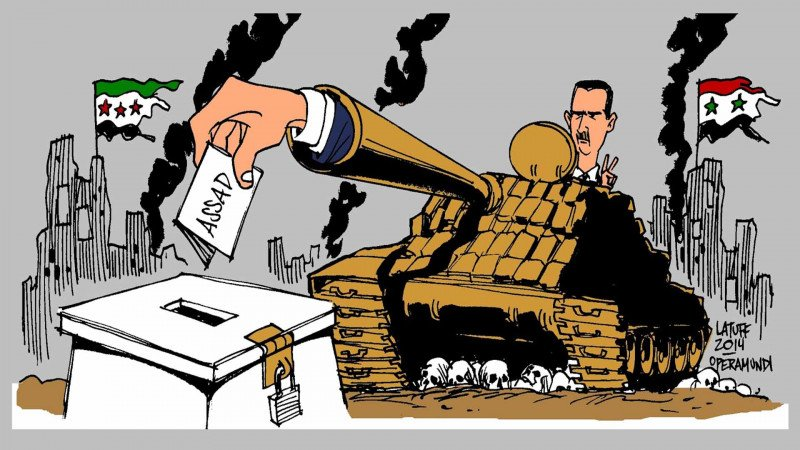 تقويم منطقي لسيرك الانتخابات في سورية: الأرقام الصادرة هي محض اختراعات