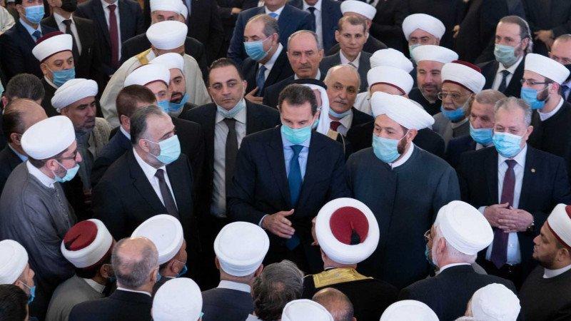 التطييف والأمن الوجودي في الصراع السوري