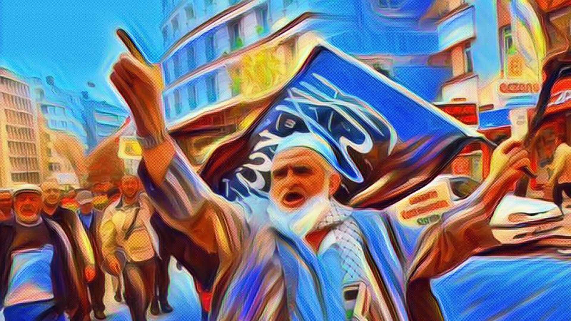 الإسلام السياسي والديمقراطية