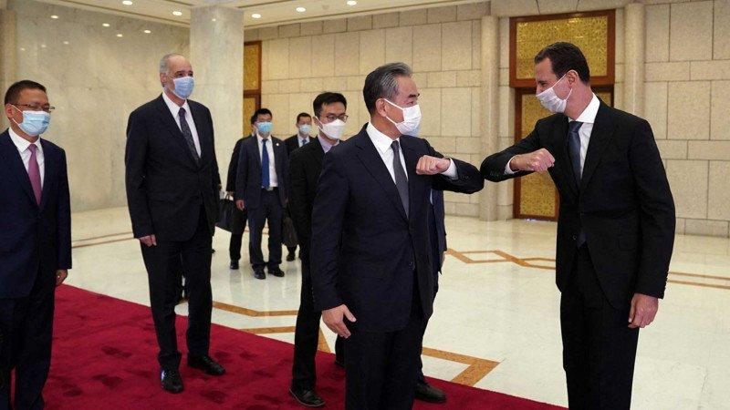 حدود الانخراط الصيني المباشر في المسألة السورية