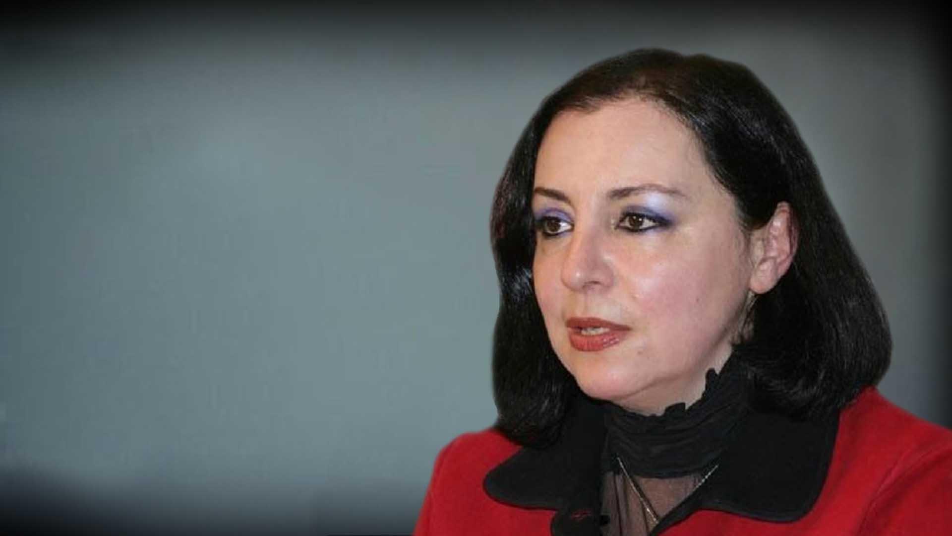 هيفاء بيطار: لا حرية في سورية على الإطلاق خاصّة في مجال الكتابة والإبداع