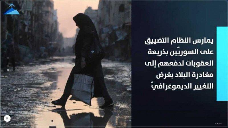 بشار علي الحاج علي: النظام ورأسه استنفدوا أسباب وجودهم