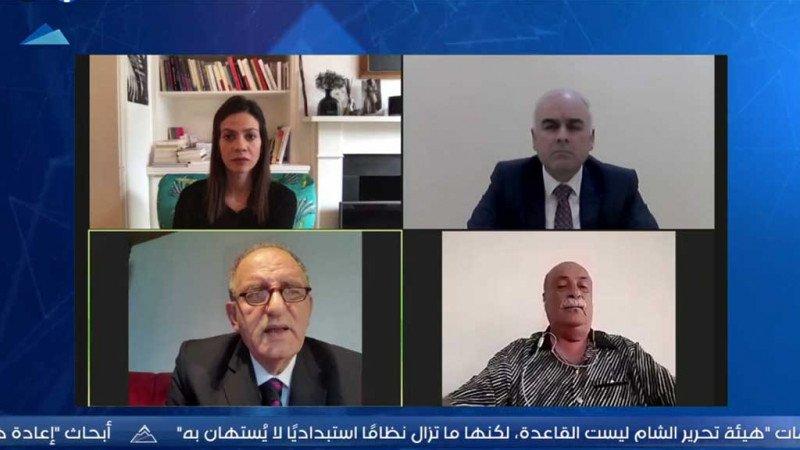 """""""سورية… الدولة الأمنية"""" في ندوة لحرمون"""