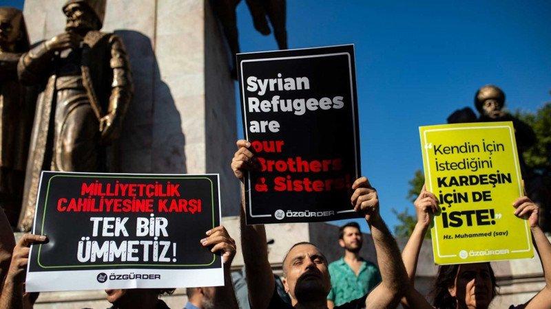 هل يخدم التحريض ضد السوريين المصالح التركية؟