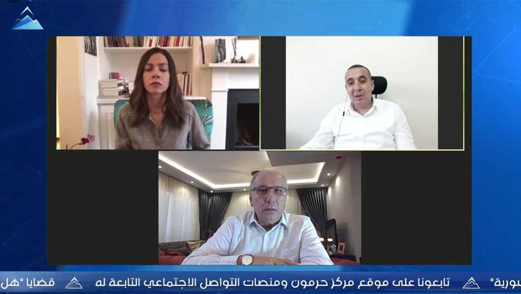 """""""الوجود السوري في تركيا.. بين التجاذبات السياسية والاجتماعية"""" في ندوة لحرمون"""